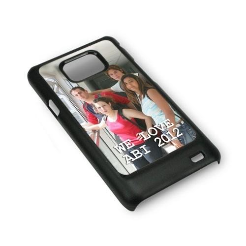 Cover / Hülle für Samsung Galaxy S2 inkl. Wuschdruck