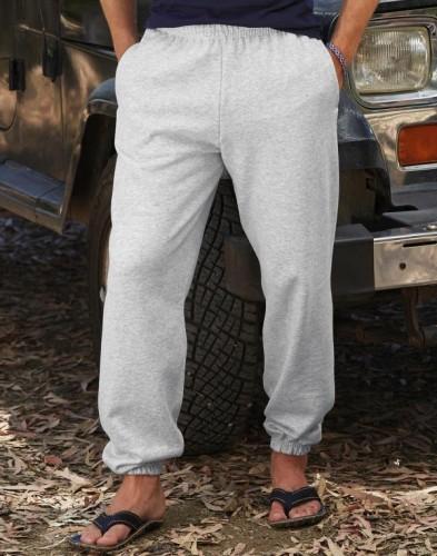 Jogginghose Material: 280g/m², 80% Baumwolle, 20% Polyester Belcoro® Garn, elastischer Taillenbu