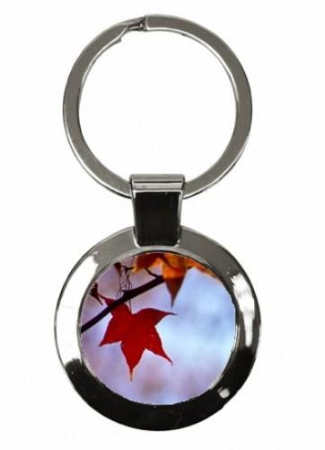 Metall-Schlüsselanhänger in Herzform oder rund