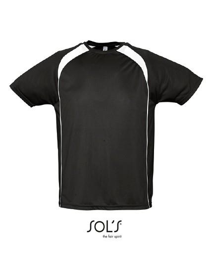 Herren Sport T-Shirt Match