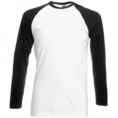Baseball T-Shirt Man LS