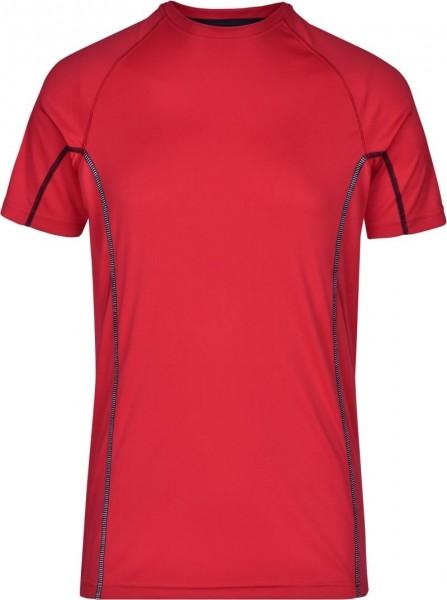 Sport-Shirt mit reflektierenden Details für Herren 421