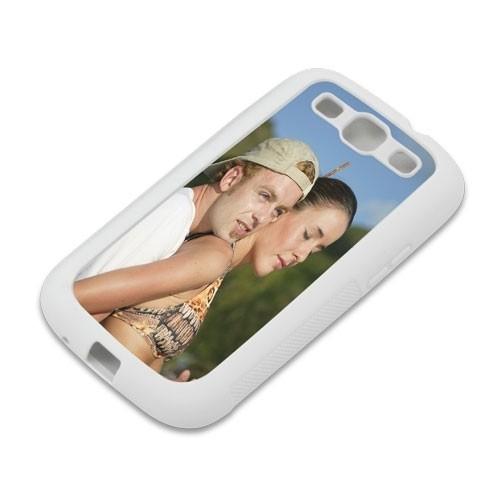 Hülle/Cover für Samsung Galaxy S3 bedruckt nach Wunsch