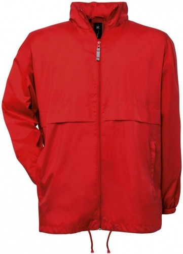 Gefütterter Windbreaker Air