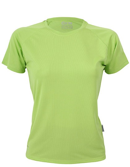 Rainbow Tech Damen Funktionsshirt